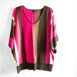 a.n.a. Women's Dolman Sleeve Sweater Size: 1X